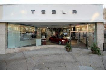 Tesla Greenwich CT car dealer