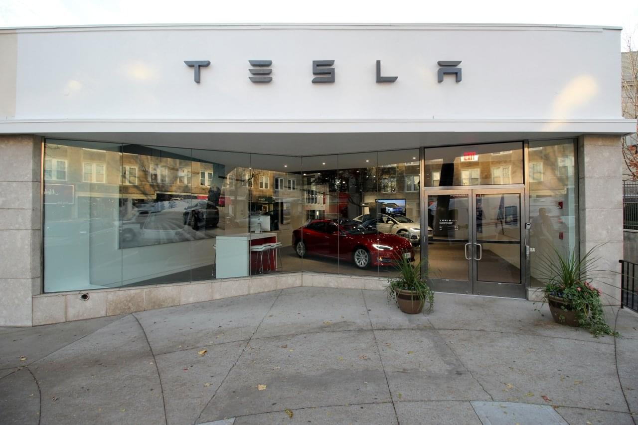 Tesla – Greenwich, CT – See-Inside Car Dealer