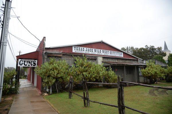 Texas Jack Wild West Outfitter Fredericksburg, TX