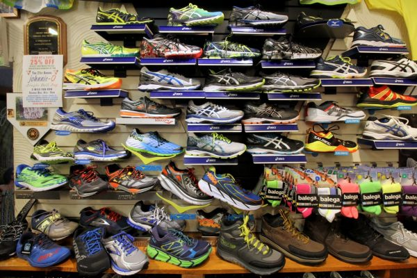 Threads & Treads Greenwich CT sporting goods store sneakers
