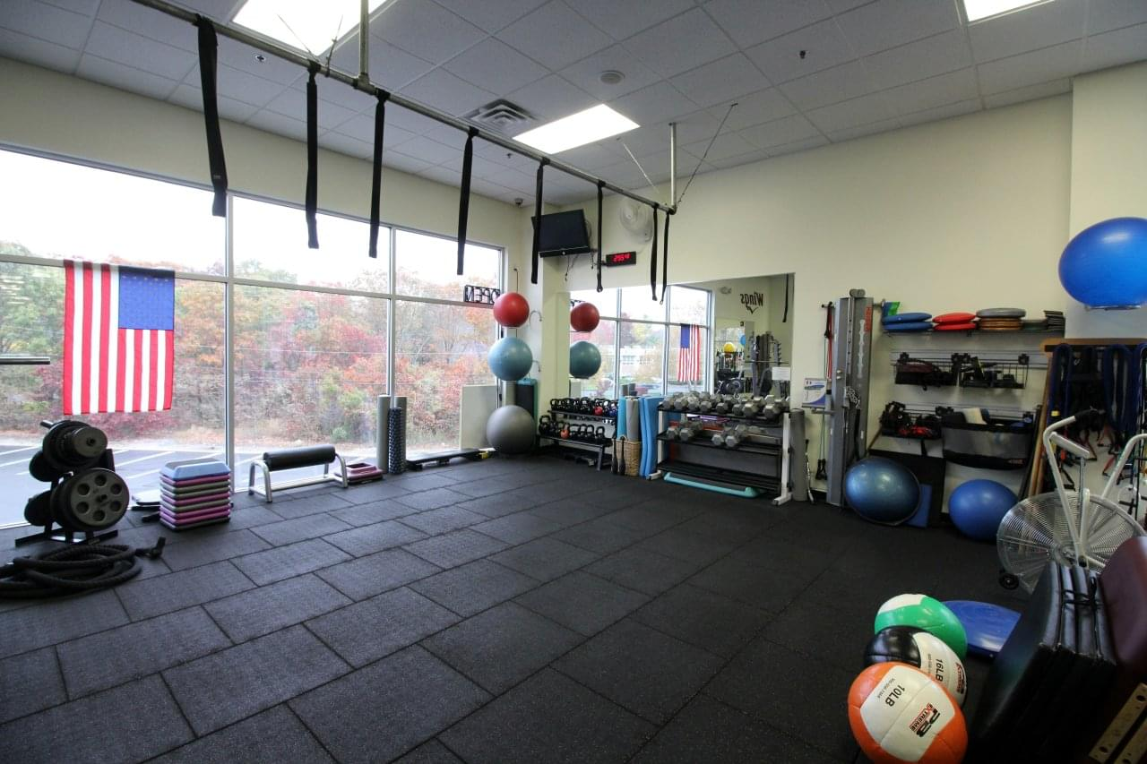 Wings Fitness Sea Girt, NJ Gym free weights