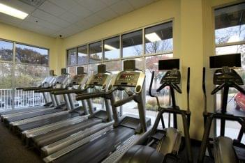 Wings Fitness Sea Girt, NJ Gym treadmill