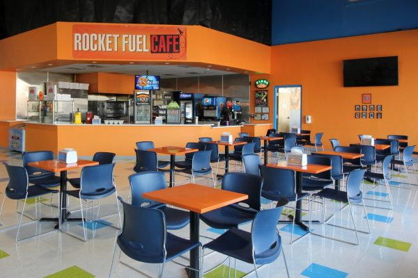 Air Trampoline Sports Cliffwood NJ rocket fuel cafe