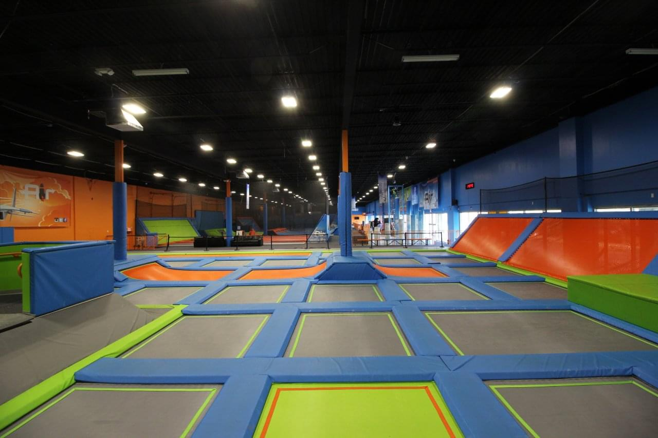 Air Trampoline Sports – Cliffwood, NJ – See-Inside Amusement Center