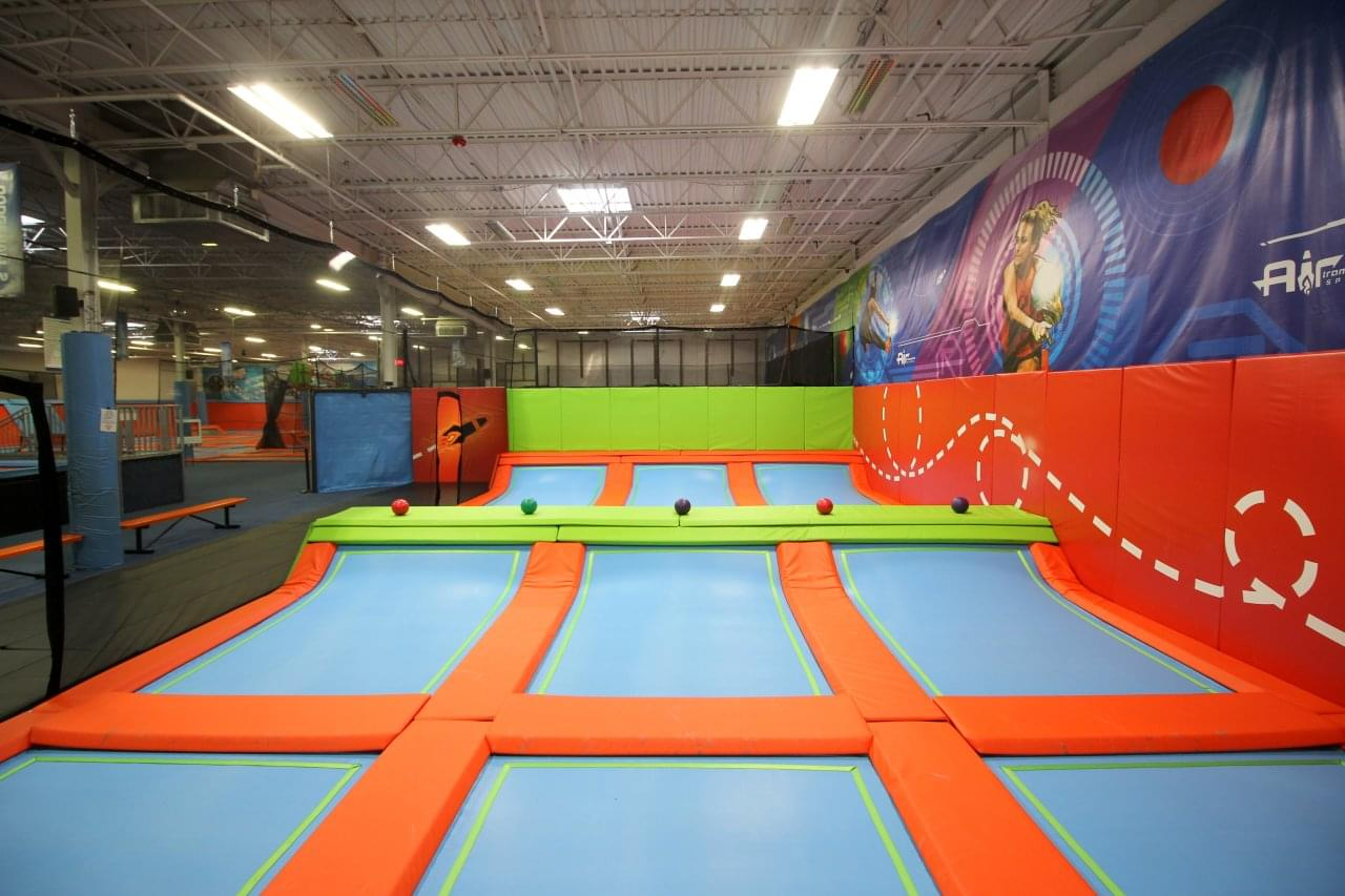 Air Trampoline Sports – Ronkonkoma, NY – See-Inside Amusement Center