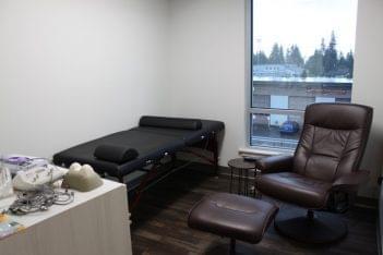 Balance Epigenetic Orthodontics Lynnwood WA reception dental exam room