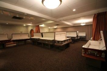 Baldi Funeral Home Philadelphia, PA caskets