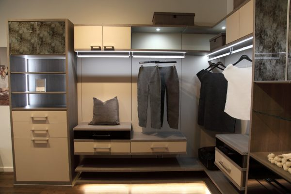 California Closets Studio City, CA closet wardrobe