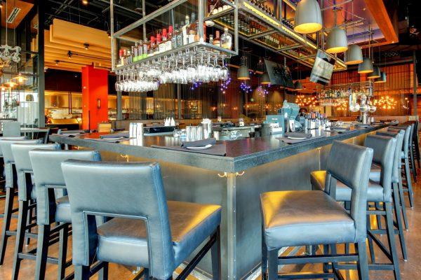 Del Frisco's Grille Nashville TN steak house bar