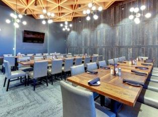 Del Frisco's Grille Nashville TN steak house private party room
