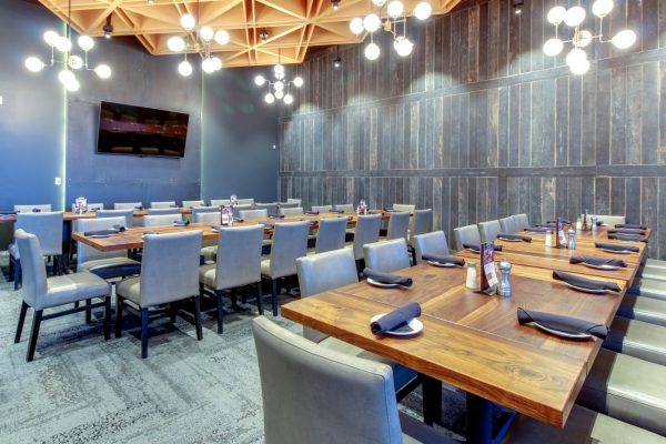 Del Frisco's Grille Nashville TN steak house private party room
