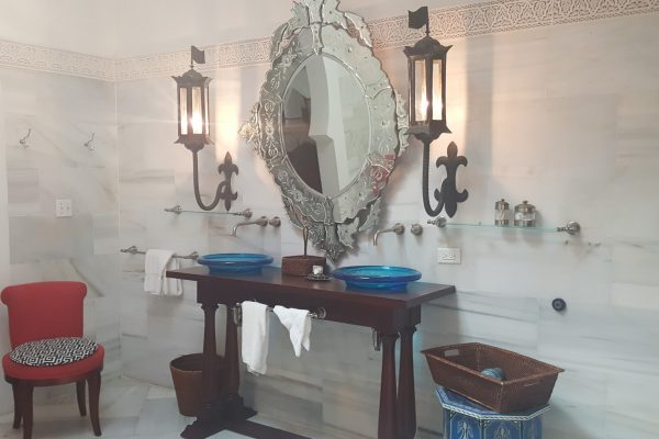 Horned Dorset Primavera Rincón Puerto Rico vanity mirror