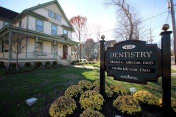 Johnson Family & Cosmetic Dentistry Bedminister, NJ dental office