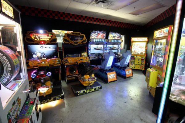 Karts Indoor Raceway Lake Ronkonkoma, NY go-kart track arcade