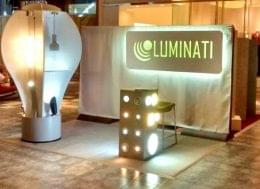 Luminati San Juan, Puerto Rico  Lighting Store sign