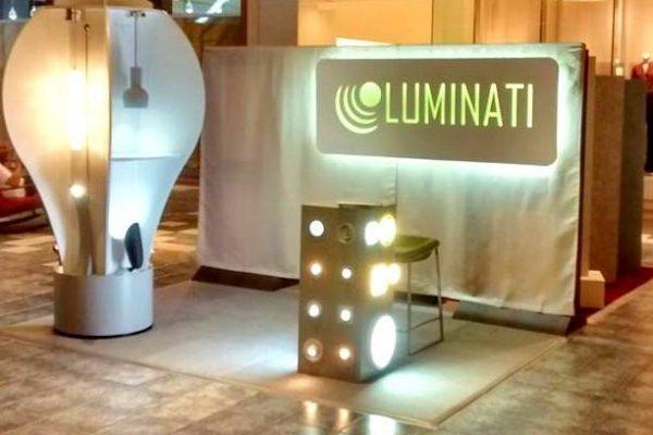 Luminati San Juan, Puerto Rico Lighting Store sign