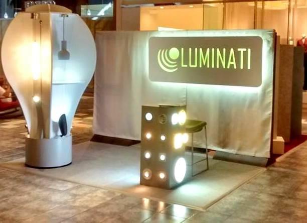 Luminati – San Juan, Puerto Rico, See-Inside Lighting Store