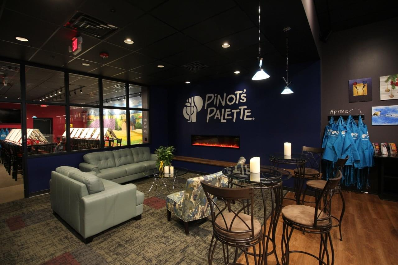 Pinot's Palette – Collegeville, PA – See-Inside Event Venue