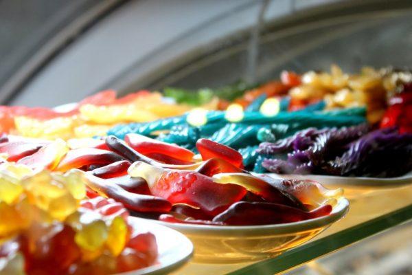 Rendez Vous Lounge Restaurant Sint Maarten coke gummy
