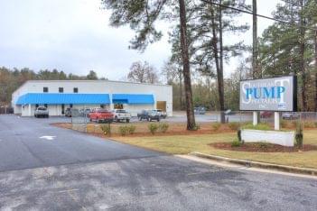 Southeast Pump Specialist, Inc. Augusta GA pipe supplier