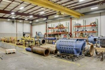 Southeast Pump Specialist, Inc. Augusta GA pipes