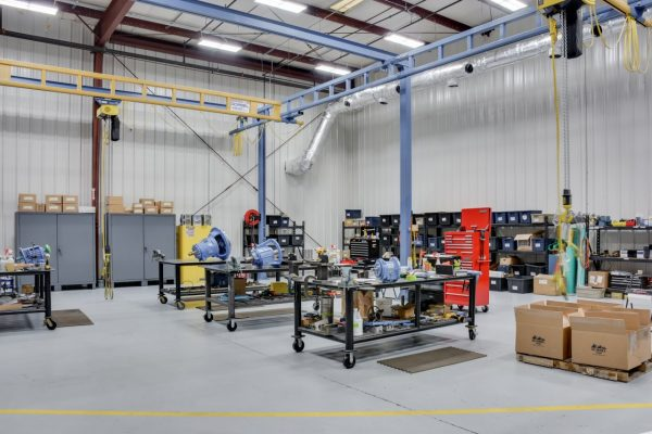Southeast Pump Specialist, Inc. Augusta GA warehouse