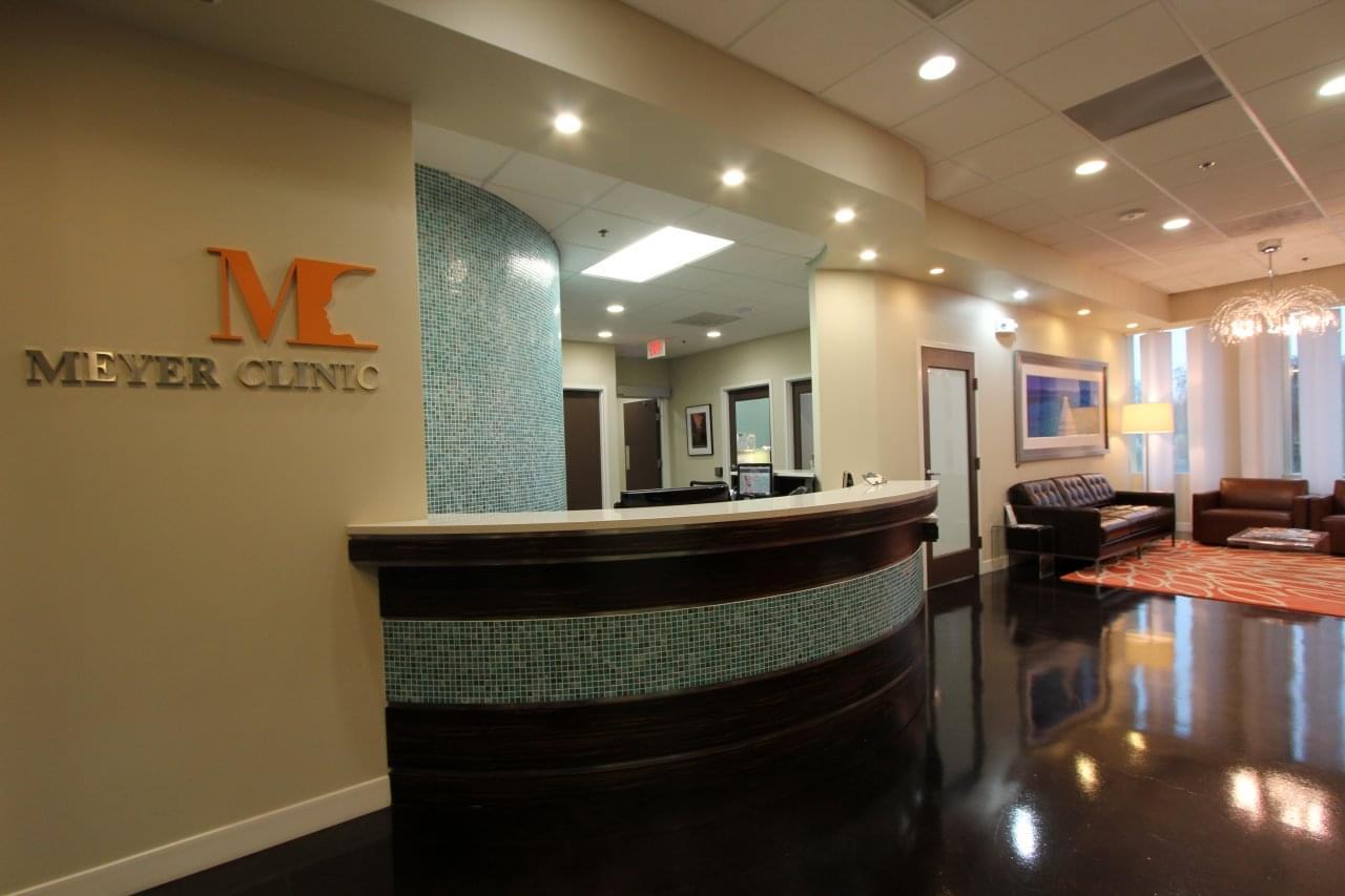 The Meyer Clinic Gainesville, VA oral surgury