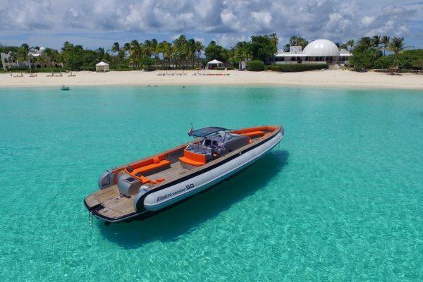 Boat Charter St Maarten by SEVEN MARINE