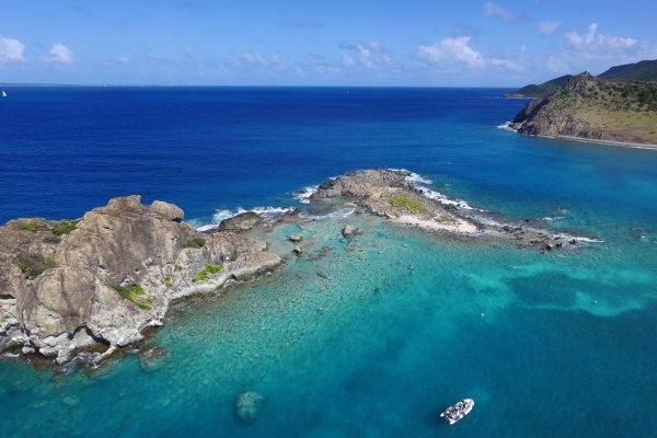 Boat Charter St Maarten by SEVEN MARINE lagoon