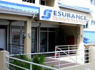 Esurance Caribbean BV Cole Bay Sint Maarten store front