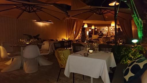 Hidden Garden Grand Case Saint Martin restaurant dining