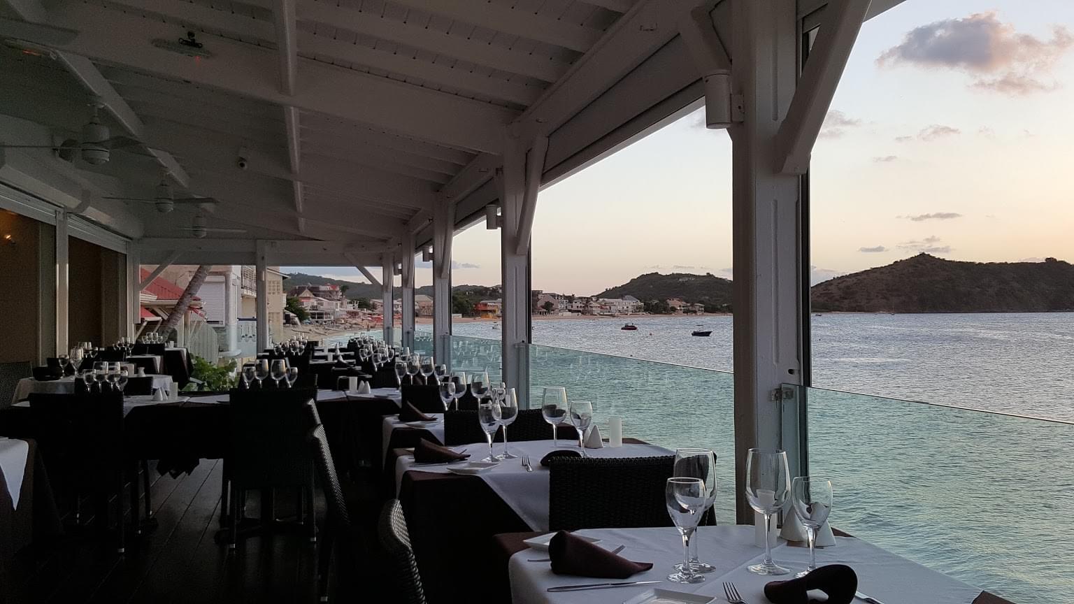 Ocean 82 grand case saint martin see inside restaurant google business view interactive - Restaurant boulevard saint martin ...