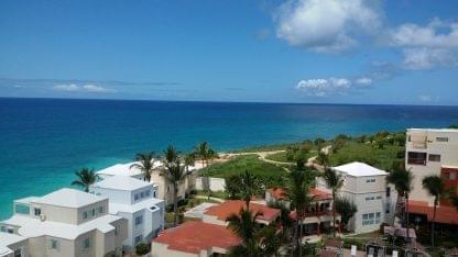 Sapphire Beach Club & Resort Cupecoy Sint Maarten beach front