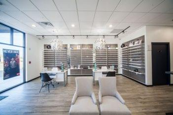 The Eye Experience Oklahoma City OK eye wear glasses frame store