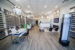 The Eye Experience Oklahoma City OK optometrist eye wear glasses frame store