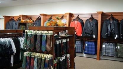 USA Kilts Spring City PA Irish retail store