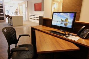 California Closets Pasadena, CA Interior Design desk