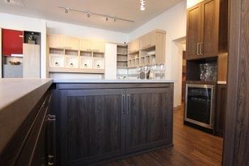 California Closets Pasadena, CA Interior Design kitchen counter