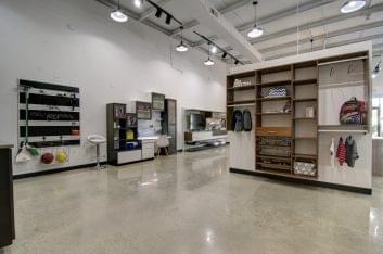 California Closets Raleigh, NC Custom Interiors shelves