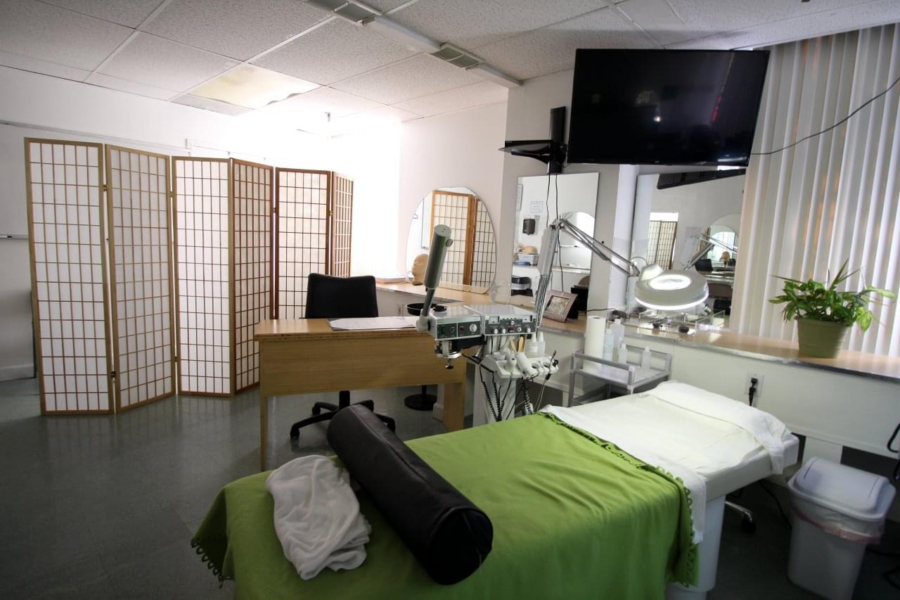 Christine Valmy Pine Brook, NJ Beauty School spa salon