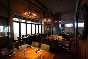 Del Frisco's Grille Hoboken, NJ Steakhouse Restaurant private dining room