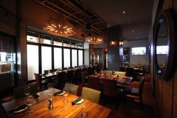 Del Frisco's Grille Hoboken, NJ Steakhouse Restaurant private dining room