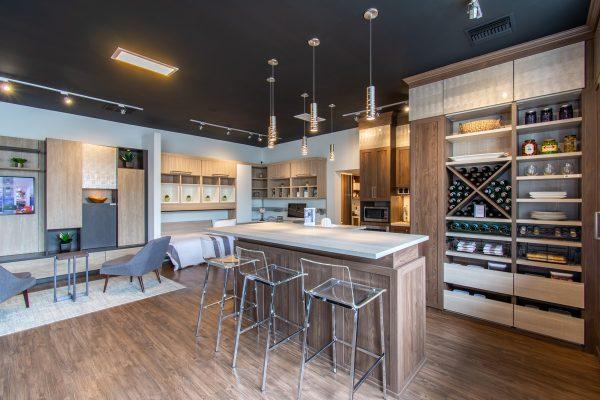 Display Room in 360 Google Tour of California Closets - Pasadena, CA