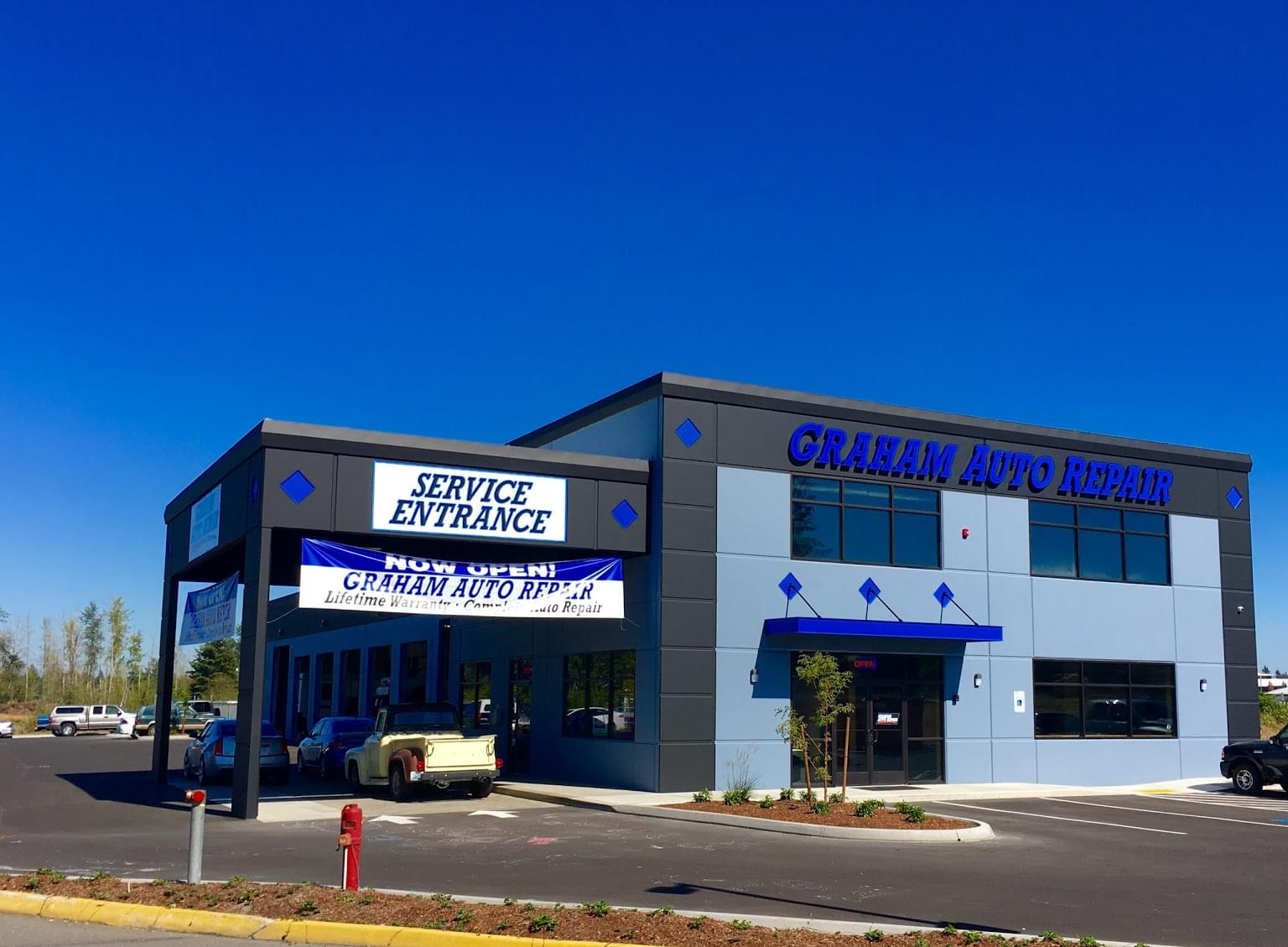 Automotive Repair Shops >> Graham Auto Repair - Graham, WA - See-Inside Auto Repair Shop - Google Business View ...