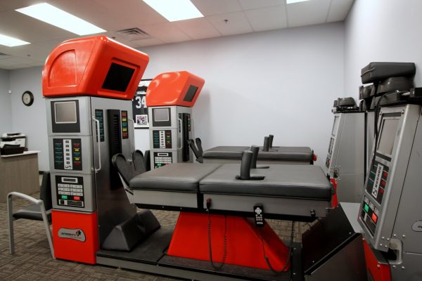 NJ Spine and Wellness Freehold, NJ Physical Therapy Clinic rehabilitation machines