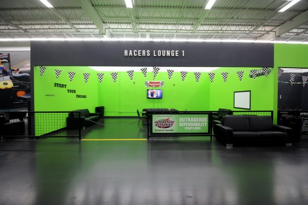 Speed Raceway Horsham, PA Go-Kart Track party room conference