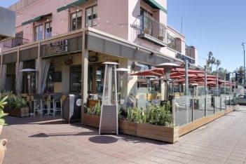 Del Frisco's Grille Santa Monica, CA Steak House Restaurant