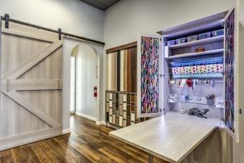 California Closets Centennial Center Blvd, Las Vegas, NV Cabinet Maker craft station