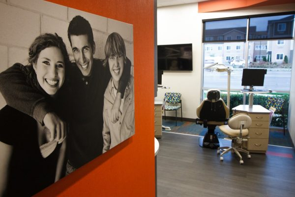 Nalchajian Orthodontics Clovis, CA Dental Office dental chair