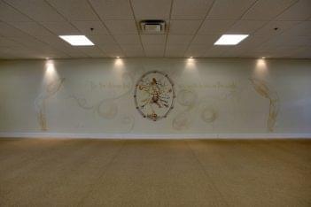 The Barkan Method Boca Raton, FL Yoga Studio room gym logo